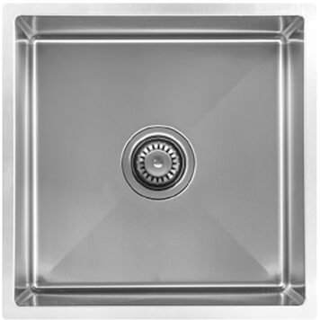Veronar Sniper 440 Single Bowl Stainless Steel Sink Dst Vss440 Ss